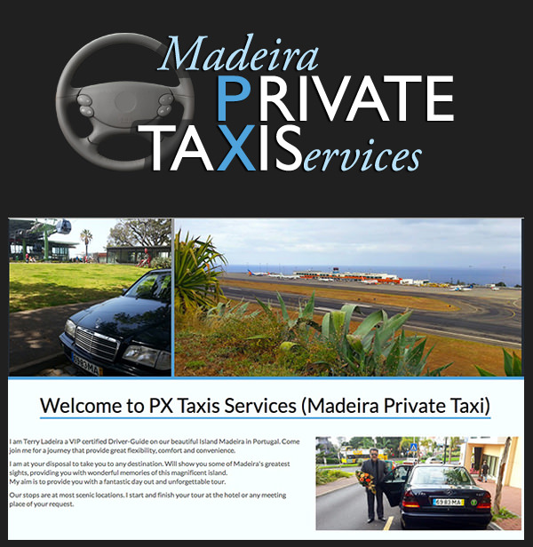 Madeira Private Taxi Services
