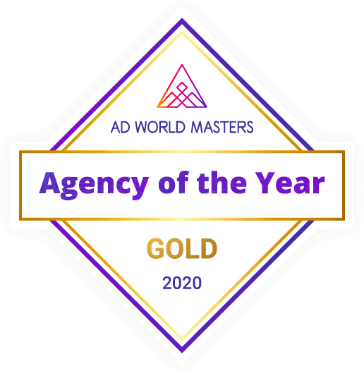 Ad World Masters Agency of the Year 2020