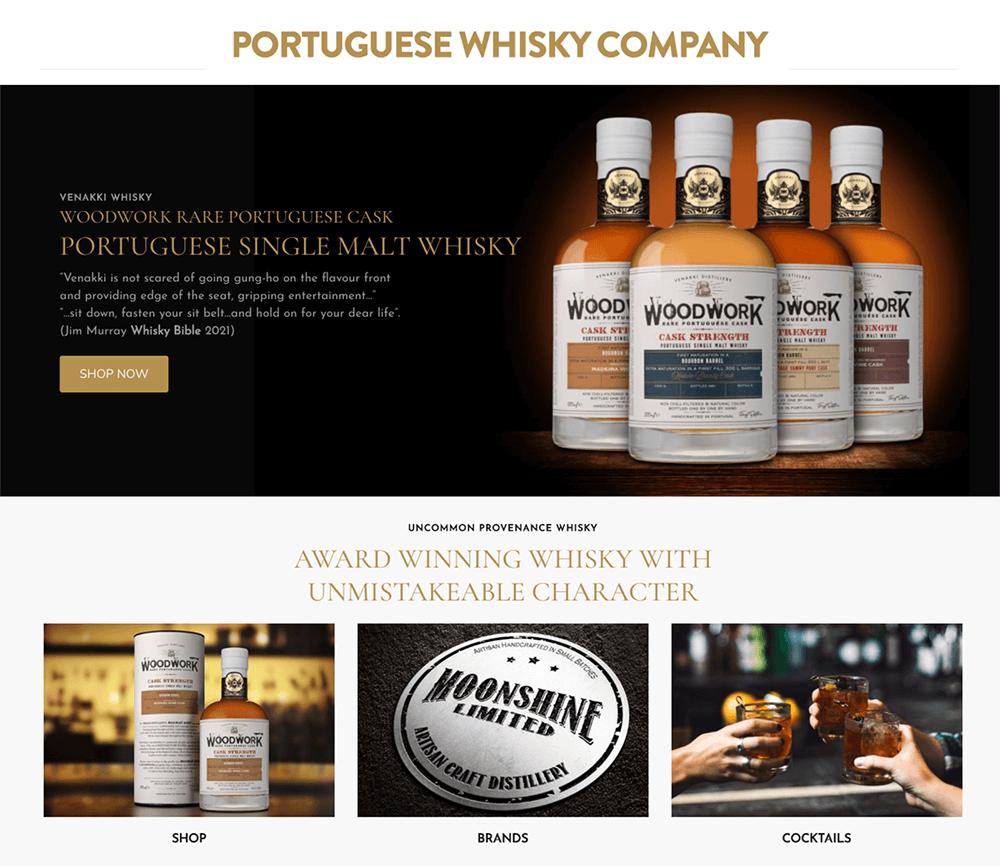 Portuguese Whisky Company
